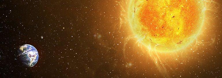 Ο Ήλιος ως κέντρο του συστήματος