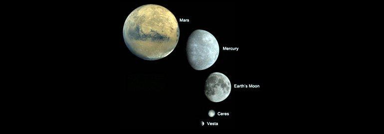 Ο πλανήτης μεταξύ του Άρη και Δία