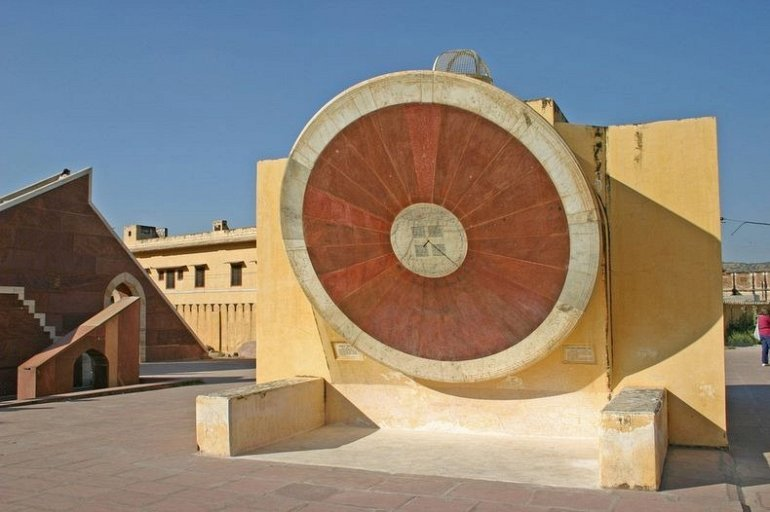 Το γιγαντιαίο αστεροσκοπείο του μαχαραγιά