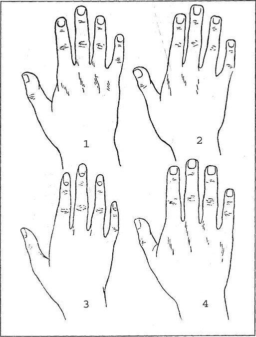 Το μυτερό χέρι
